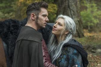 Vikings Heahmund & Lagertha