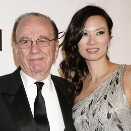 Rupert Murdoch & Wendi Deng 02