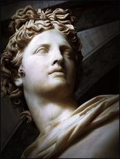 Greek statue 1112