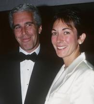 Ghislaine Maxwell & Jeffrey Epstein 1