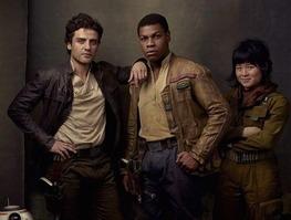 Star wars the last Jedi 1
