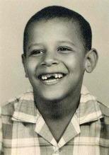 obama childhood
