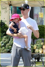 Colin Hanks & Charlotte