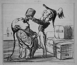 Opium war 1