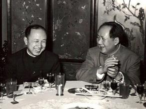 銭学林 毛沢東
