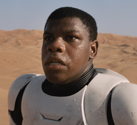 Star Wars Finn Black
