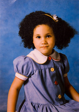 Meghan Markle childhood 001
