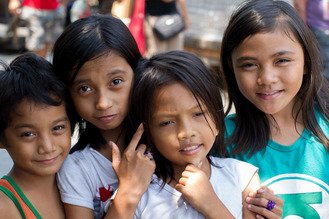 Filipino children 3