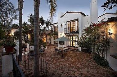 Al Gore house in Montecito