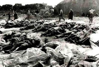 Sabra & Shatilamassacre
