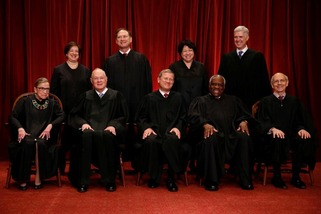 Supreme Court Justices 001