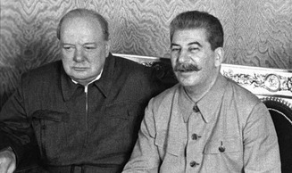 Stalin & Churchill 1