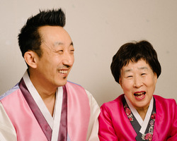 Korean family 6