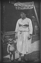 Korean woman 200
