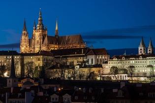 Prague Czech 1