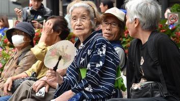 Japan aging society 4