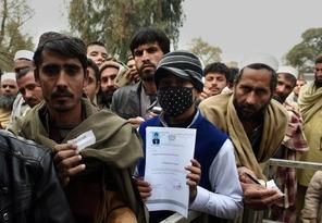 Afghan refugees 32