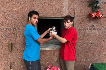 Nikolas & Zachary Cruz 2