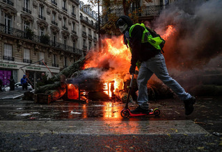 France riot 132