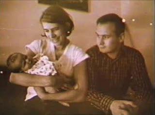 Yuri Bezmenov with wife