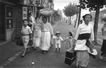 Korea 1950s