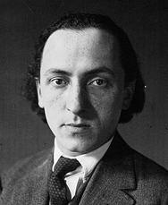 Bernard Lecache 1923