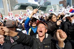 Koreans Protest 3