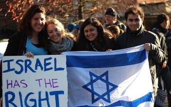 Pro Israel Jews
