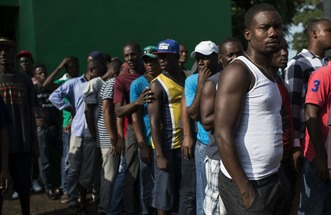 African refugees 332