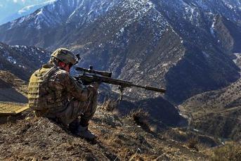 US Marine Sniper 001