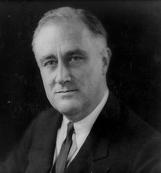 Franklin Roosevelt 1