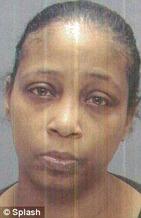 Abortion Tina Baldwin Arrested