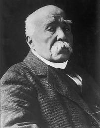 Georges Clemenceau 1