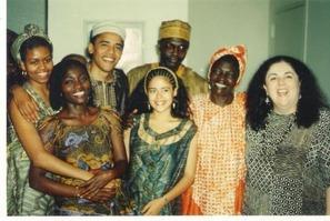 Obama family 02