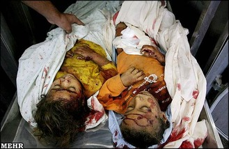 Palestinian kid in Israel 3