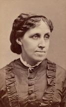 Louisa May Alcott 1870s