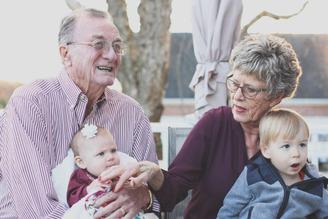 white grandparents 1