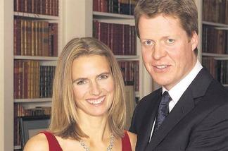 Charles & Caroline Spencer 1