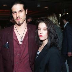 Lisa Marie & Danny Keough