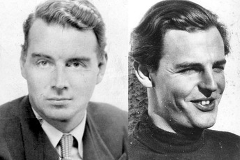 Guy Burgess & Donald Maclean