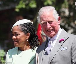 Prince Charles & Doria 1