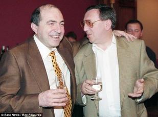 Boris Berezovsky & Gussinsky