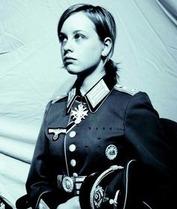 Nazi Germany girl fiction 1