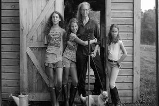Annie Lebovitz & kids 3