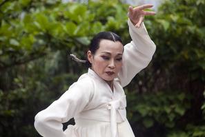 Korean woman 1