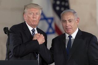 Trump & Netanyahu 1