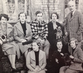 Unity Valkyrie Freeman-Mitford & family