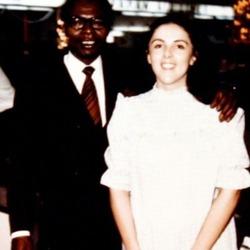 Ann Durnahm & Obama Sr
