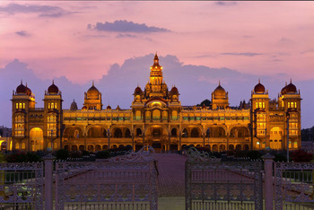 India Mysore-Palace