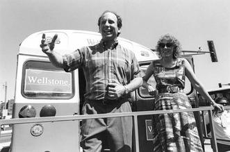 Paul Weelstone & Sheila 1